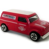 '67 Austin Mini Van