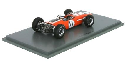 Brabham BT11 n.11 Monaco GP 1965 Frank Gardner_2