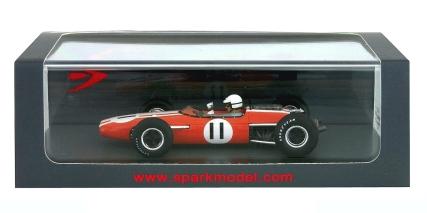Brabham BT11 n.11 Monaco GP 1965 Frank Gardner_3