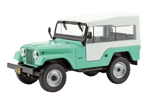 Whitebox 1963 Jeep CJ-5_1
