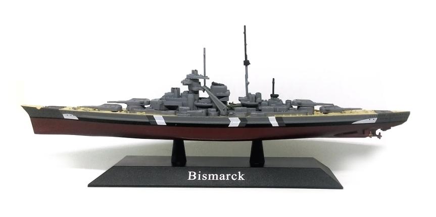 1.časť – BISMARCK (Vojnové lode 20.Storočia)