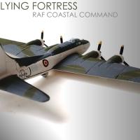 BOEING B-17 RAF FLYING FORTRESS