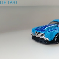 Chevy CHEVELLE SS 1970 (HOTWHEELS)