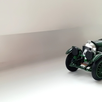 Bentley Speed Six 1930 (BRUMM, 1/43)