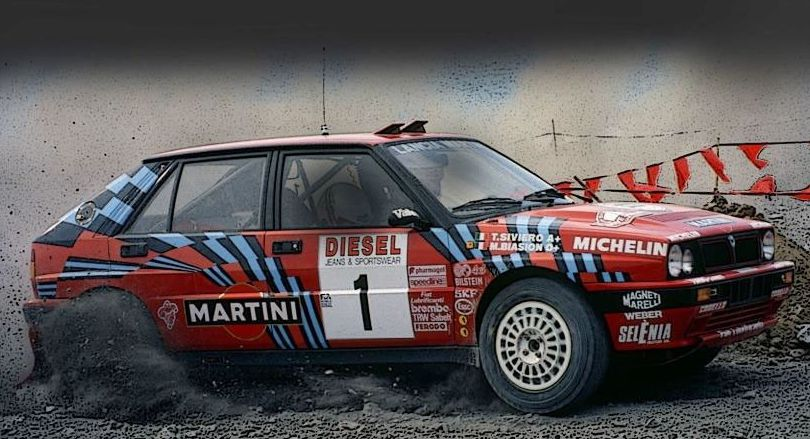 Lancia Delta HF Integrale 4WD