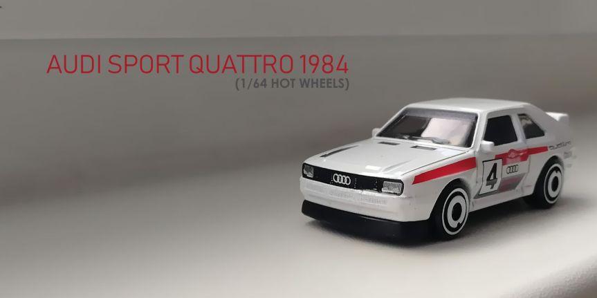 Audi Sport Quattro1984