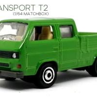 VW TRANSPORTER CAB T3
