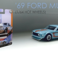GULF '69 FORD MUSTANG