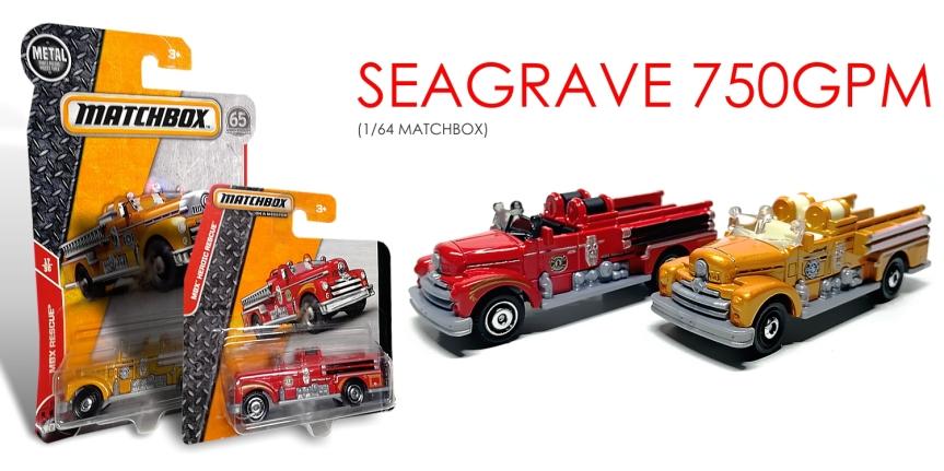 SEAGRAVE 750GPM