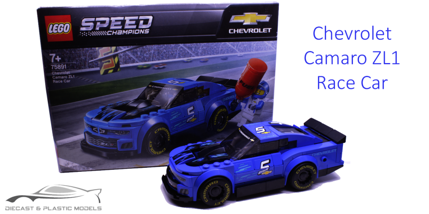 Chevrolet Camaro ZL 1 RaceCar