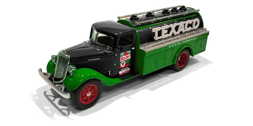1/34 Texaco 1939 Studebaker TankerTruck