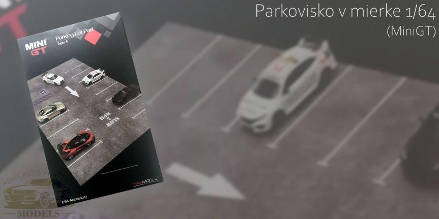 Kultúra parkovania v mierke1/64.