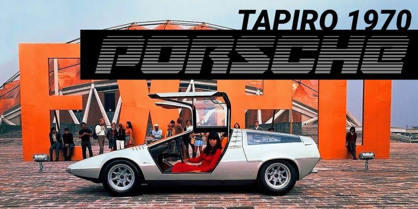 1970 Porsche Tapiro