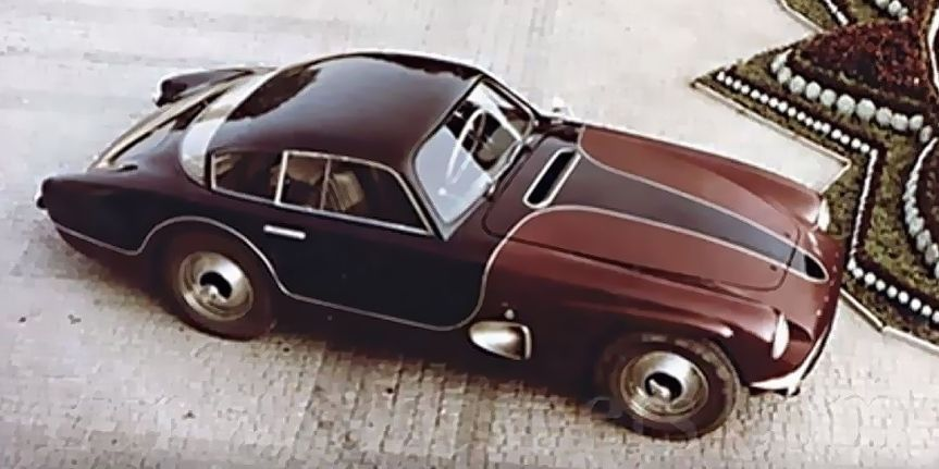 1954 Tatra JK2500