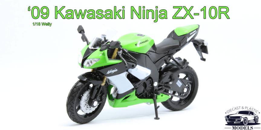 '09 Kawasaki NinjaZX-10R