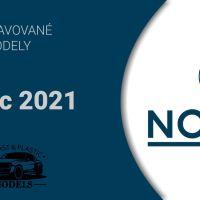 NOVÉ MODELY NOREV 3/2021