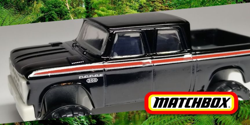 1968 DODGE D200