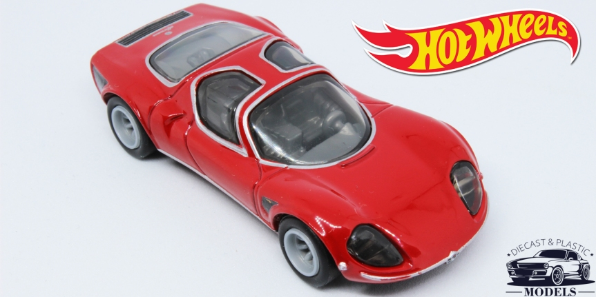 Alfa Romeo 33Stradale