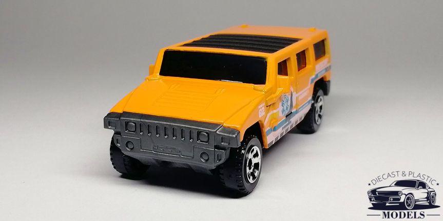 HUMMER H2 SUV CONCEPT(MATCHBOX)