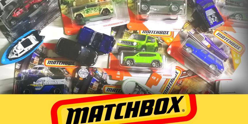 MATCHBOX NOVINKY 12/2020