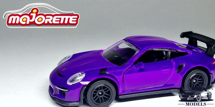PORSCHE 911 GT3 RSPURPLE