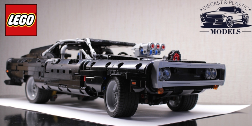 LEGO: Dodge Charger