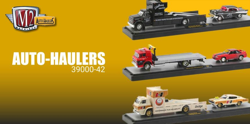 AUTO-HAULER 42 (M2 MACHINES)