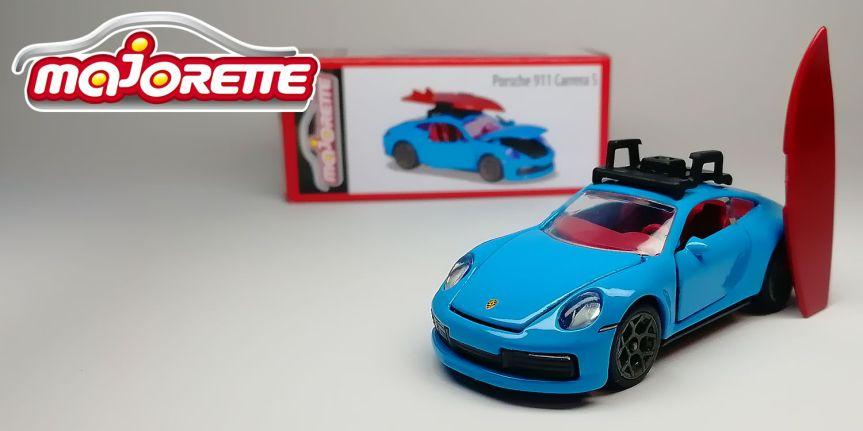 "PORSCHE 911 CARRERA S ""BLUEFUN"""