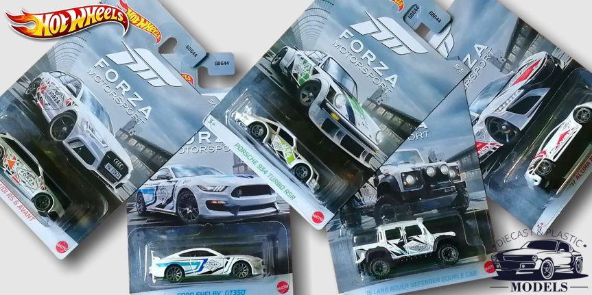 FORZA MOTORSPORT 2019