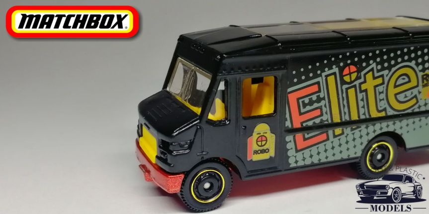 EXPRESS DELIVERY (MATCHBOX)