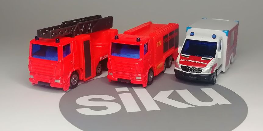 EMERGENCY SET (SIKU)