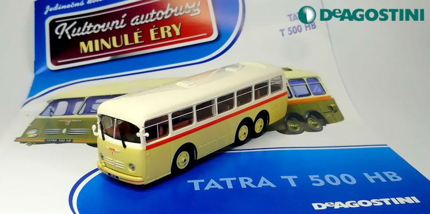 "TATRA T 500 HB ""KAROSA"""