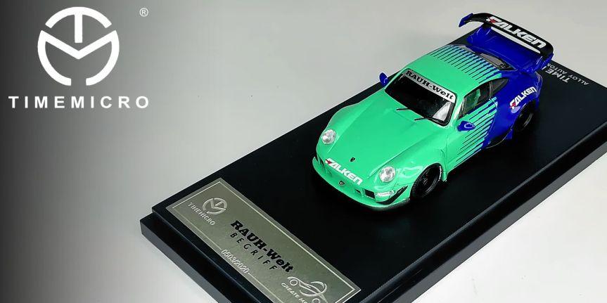 PORSCHE 911(993) GT-2 RWB FALKEN GTWING