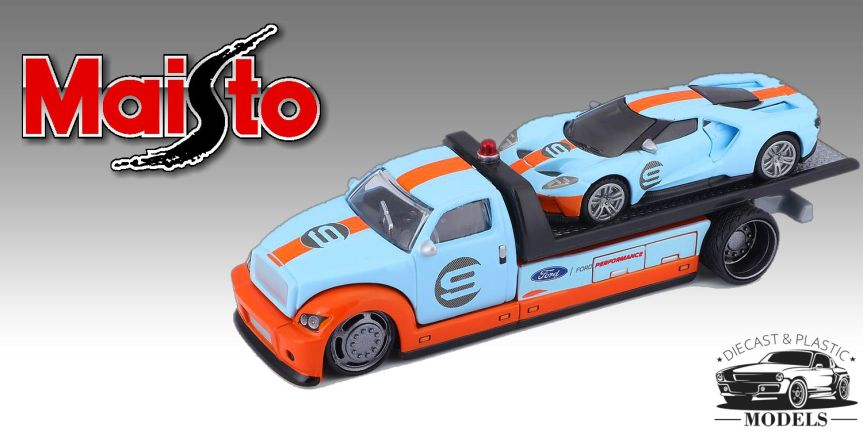 MAISTO / NEW ELITE TRANSPORT 2021
